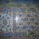 Picture - Superb Iznik tile walls in Topkapi Palace in Istanbul.