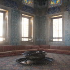 Picture - The Chamber of the Princess in the Topkapi Palace in Istanbul.