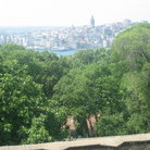 Picture - Panoramic view of Istanbul from Upper Terrance of Topkapi Palace in Istanbul.