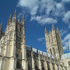 Picture - Canterbury Cathedral.