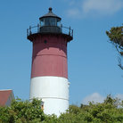 Picture - Nauset Beach lighthouse, Cape Cod, MA.