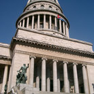 Picture - The Capitolio building in Havana.