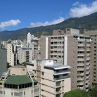 Picture - High rise buildings in Caracas.