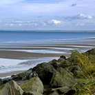 Picture - View over Carnoustie Beach.