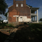 Picture - Side view of Carnton Plantation Mansion, Franklin.