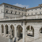 Picture - Exterior of the Abbey of Montecassino.