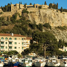 Picture - The port of Cassis.