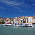 Picture - Port of Cassis.