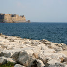 Picture - Castel dell'Ovo in the Bay of Naples.