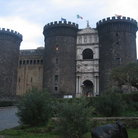 Picture - Castel Nuovo, constructed in 1279-1282 in Naples.