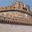 Picture - Castel St Angelo in Rome.