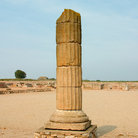 Picture - Column at Empuries.