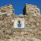 Picture - Detail of the Castle of Beja.