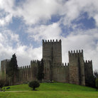 Picture - Castle at Guimaraes.