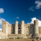 Picture - The castle at Obidos.