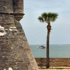 Picture - Castillo de San Marcos National Monument in St. Augustine.