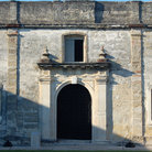 Picture - Doorway at Castillo de San Marcos National Monument, St Augustine.