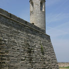 Picture - Castillo de San Marcos National Monument (1672-95) in St Augustine.