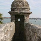 Picture - Castillo de San Marcos & Bridge of Lions in St Augustine.