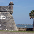 Picture - Spanish-built Castillo de San Marcos in St Augustine is the oldest masonry fort in the U.S.