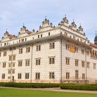 Picture - The Litomysl Castle seen in summer.
