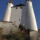 Picture - Medieval castle at Thun.