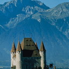 Picture - The Castle in Thun built in 1191 by Duke Berchtold V of Zahringen.