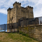 Picture - The so called new castle in Newcastle-upon-Tyne.