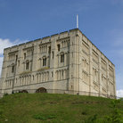 Picture - Exterior of the Norwich Castle.