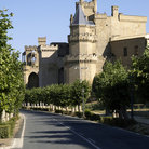 Picture - Olite Castle.