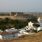 Picture - View over Castro Marim.