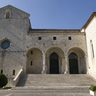 Picture - The ancient cathedral in Ancona.
