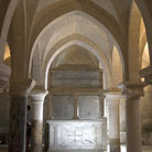 Picture - The crypt of the Ancona cathedral.
