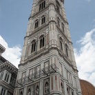 Picture - The Campanile, the bell tower in Florence.