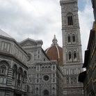 Picture - The Duomo and Campanile in Florence.