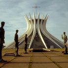Picture - Cathedral in Brasilia.