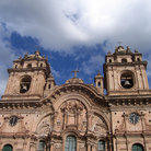 Picture - Baroque facade of Cathedral of Cusco.
