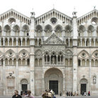 Picture - Duomo cathedral in Ferrara.