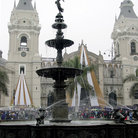 Picture - Cathedral in Lima.