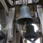 Picture - Bells on the Cathedral Tower, Lausanne. .