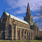 Picture - Cathedral of St Mungo in Glasgow.