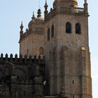 Picture - The Porto Cathedral.