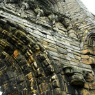 Picture - Cathedral ruins detail at St Anrews.