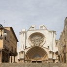 Picture - The Cathedral of Santa Maria in Tarragona.