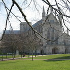 Picture - Exterior of Winchester Cathedral.
