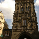 Picture - Old Town Bridge Tower on Charles Bridge in Prague.