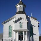 Picture - Ruthsville Historic Church in Charles City, Virginia.