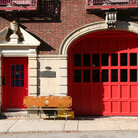 Picture - Firehouse in Charlestown.