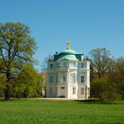 Picture - Belvedere in the Garden of Charlottenburg Palace in Berlin.
