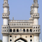 Picture - View of Charminar, Hyderabad.